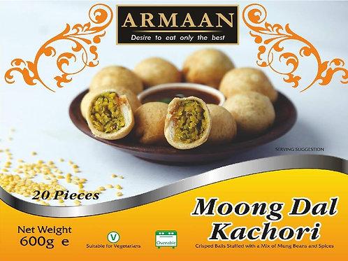Armaan Moongdal Kachori