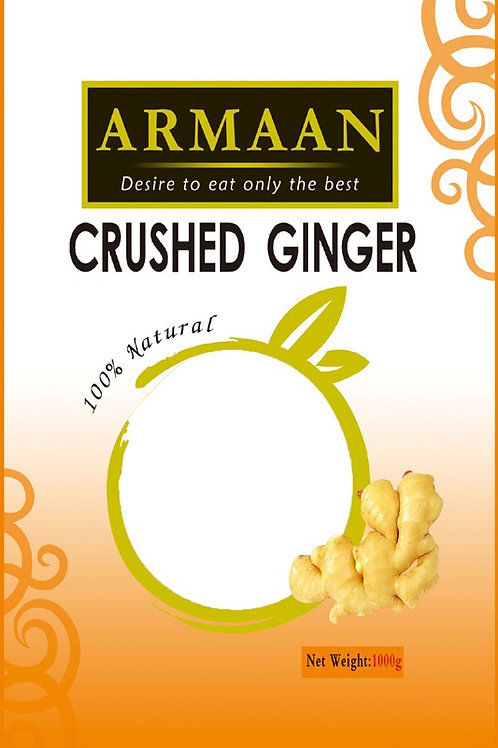 Crushed Ginger (Large)