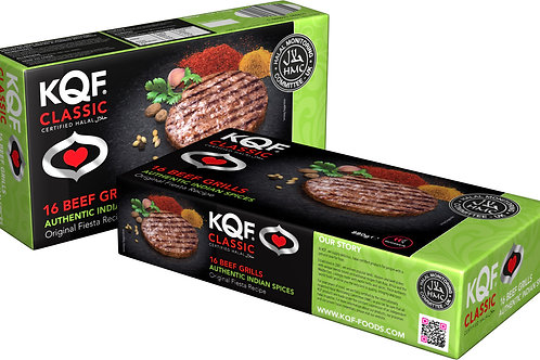 KQF Classic 16 Beef Grills