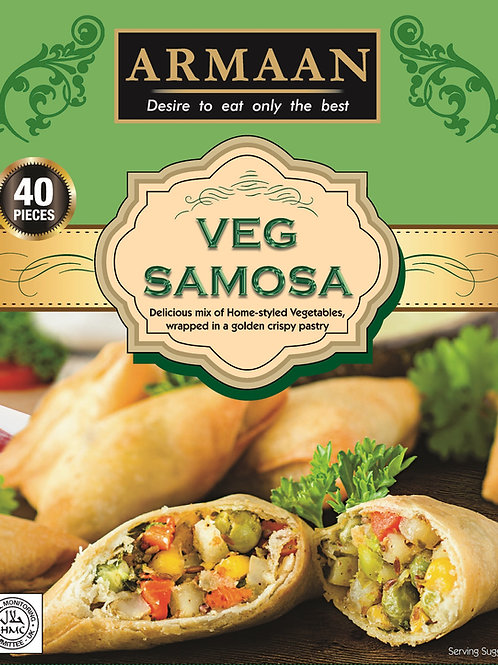 Armaan 40 Vegetable Samosa