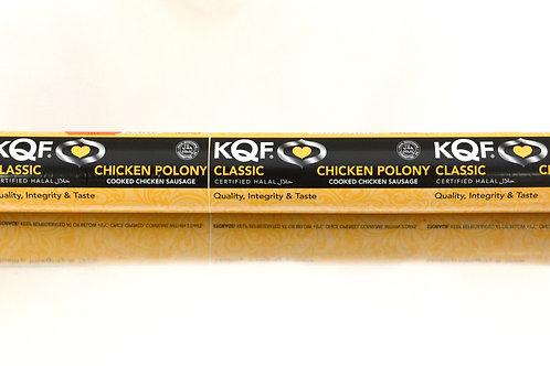 KQF Chicken Polony
