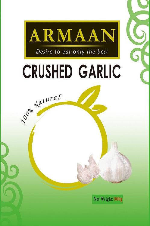 Crushed Garlic (Large)
