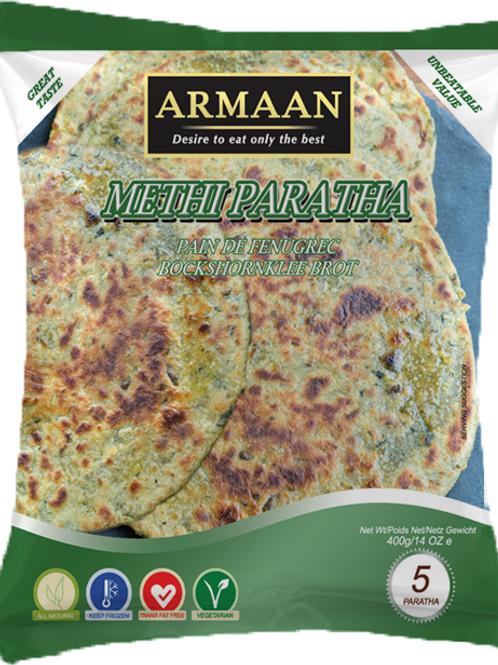 Armaan Methi Paratha