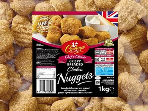 Ceekays Chicken Nuggets (Breaded)