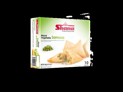 Shana Mixed Vegetable (10's)