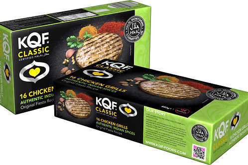 KQF Classic 15 Chicken Grills
