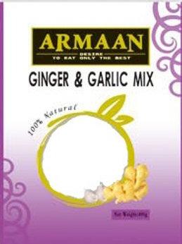 Garlic & Ginger Mix