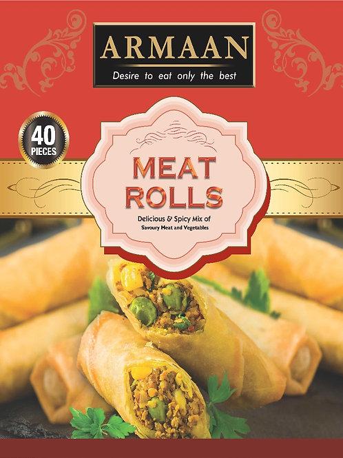 40 Meat Rolls