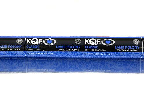 KQF Lamb Polony