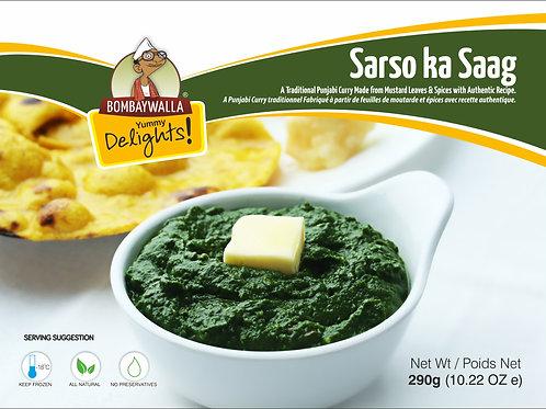 Yummy Delights Sarso Ka Saag