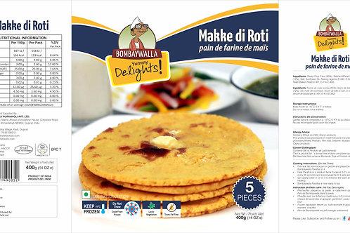 Yummy Delights Makke Di Roti