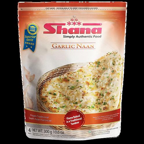 Shana Garlic Naan