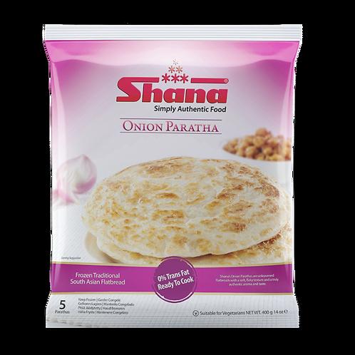 Shana Onion Paratha