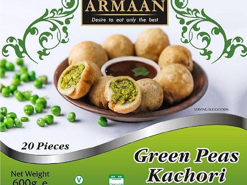 Armaan Green Peas Kachori