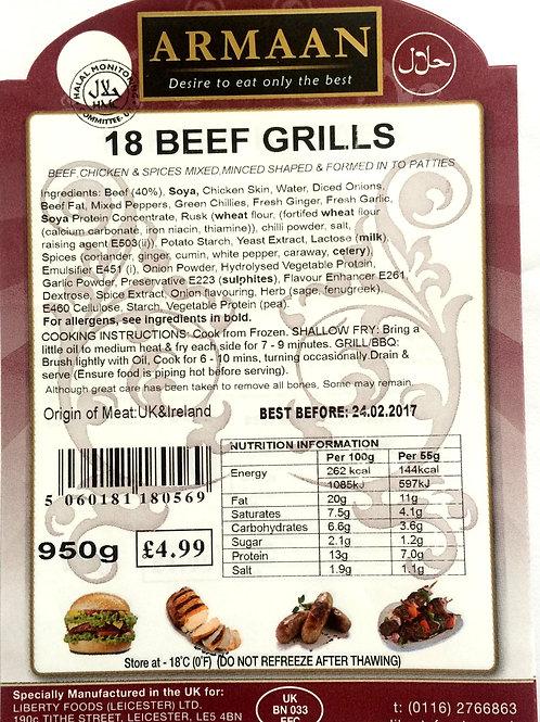 Beef Grills