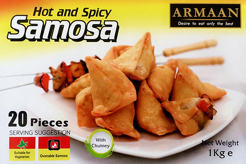 Armaan Hot and Spicy Samosa's