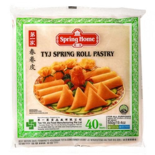 TYJ 40 sheet Springroll Pastry