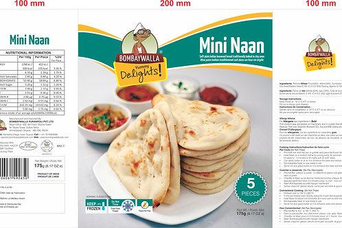 Yummy Delights Mini Naans