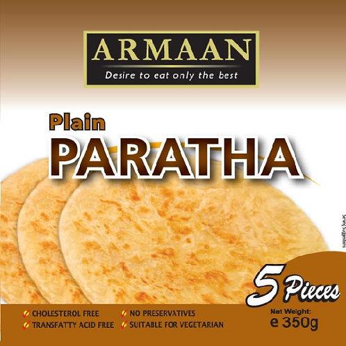 Plain Paratha (5 Pieces)