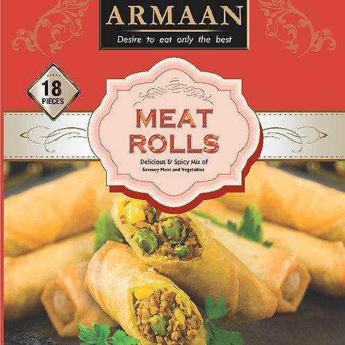 18 Meat Rolls