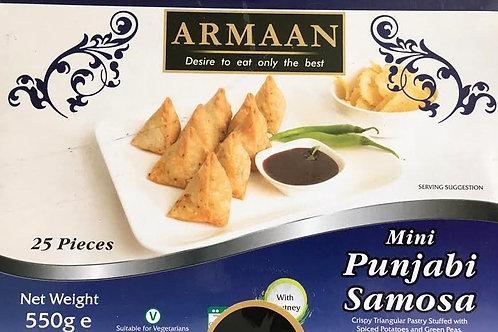 Mini Punjabi Samosa