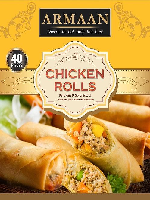 40 Chicken Rolls