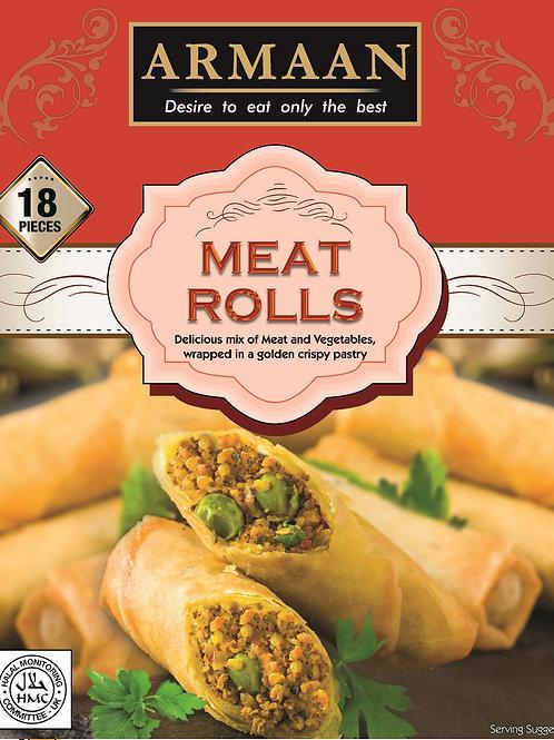 Armaan 18 Meat Rolls