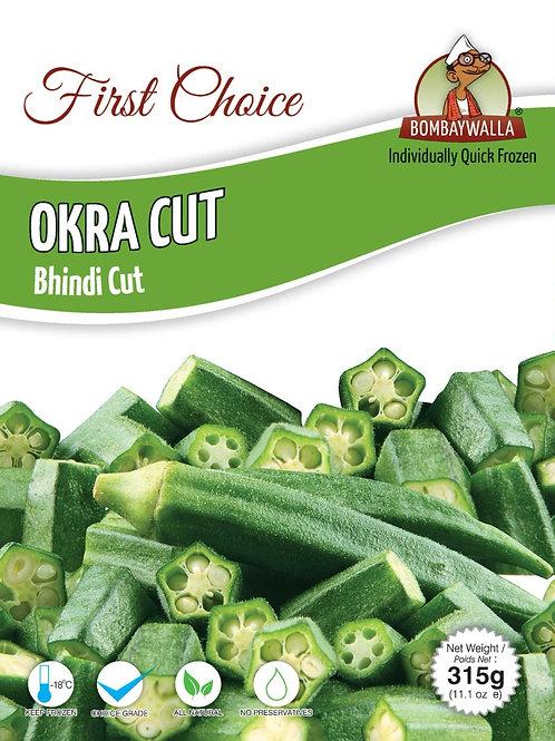 First Choice Okra (Cut)