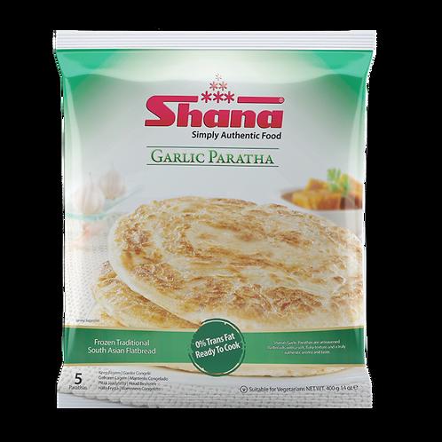 Shana Garlic Paratha