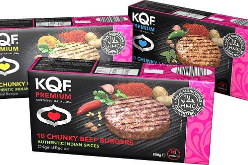 KQF 10 Chunky Range