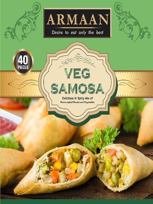 40 Vegetable Samosa