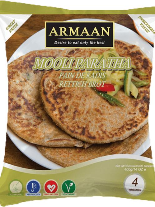 Armaan Mooli Paratha