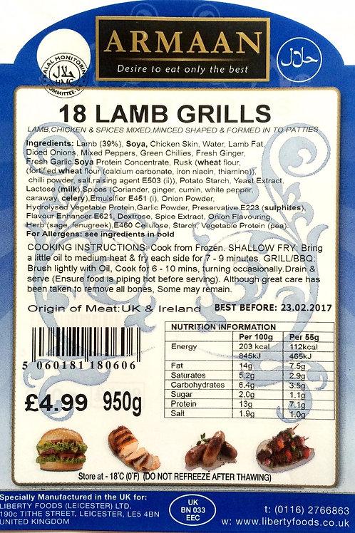 Lamb Grills