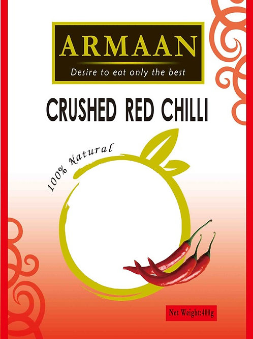 Armaan Crushed Red Chilli