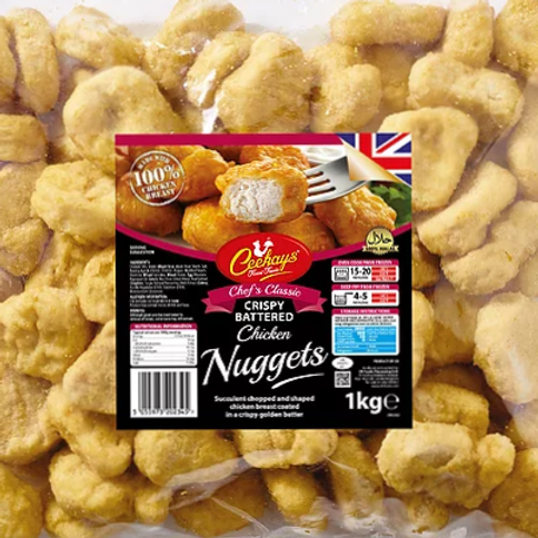 Ceekays Chicken Nuggets (Battered)