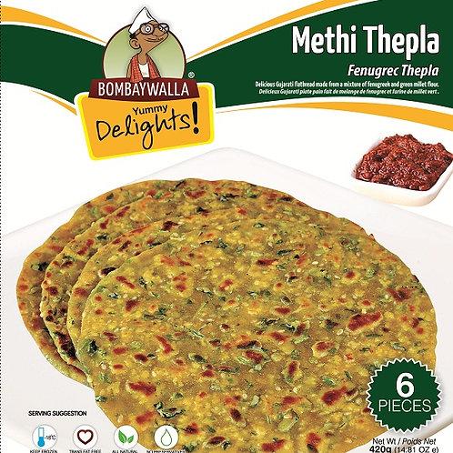 Yummy Delights Methi Thepla