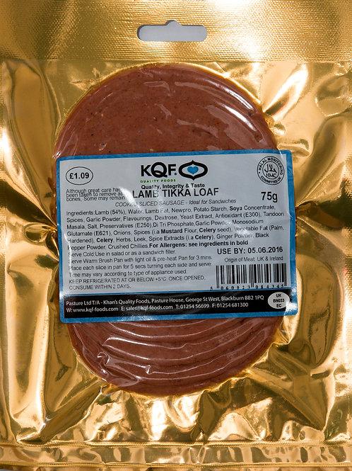 KQF Lamb Tikka Loaf