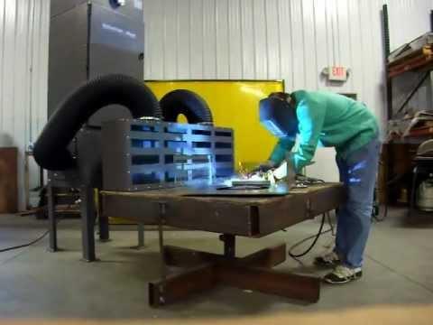 Weld Fume Extractor