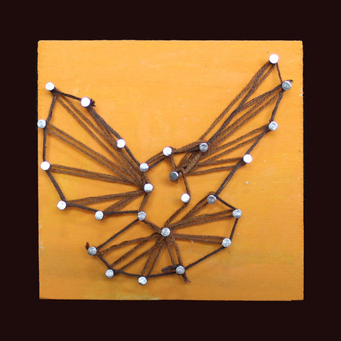 Dove string art