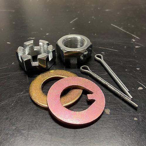 Spindle Nut Set 37-48 Ford