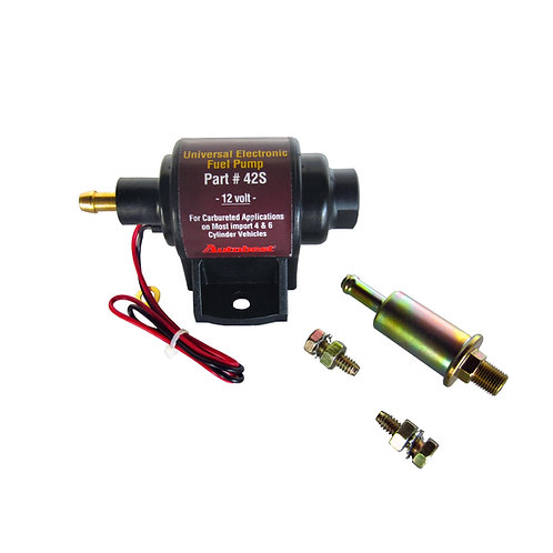 Autobest 42s Electric Fuel Pump 2-3.5 PSI