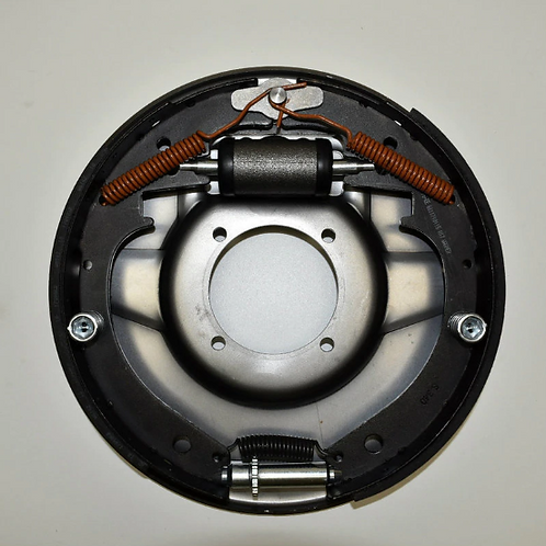 1928-1936 front backing plate assembly
