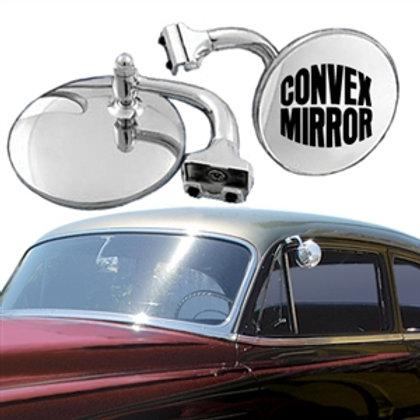 4inch convex peep mirror