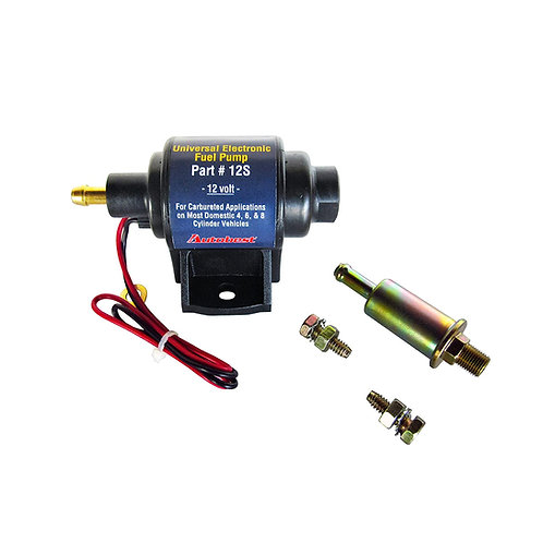 Autobest 12S Externally Mounted Universal Gasoline Electric Fuel Pump