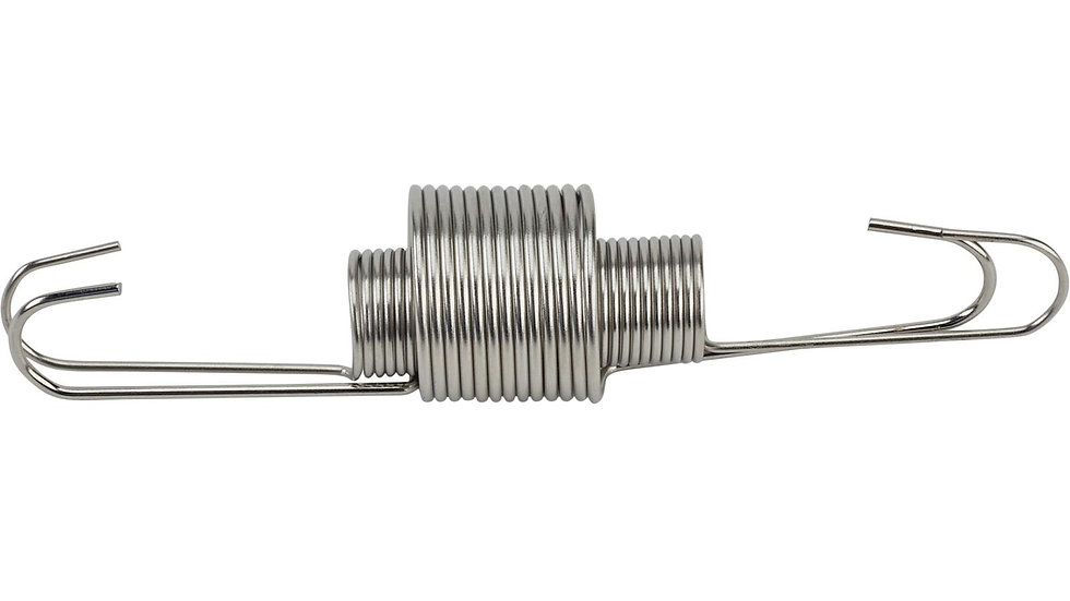 Stainless Steel Double Carb Spring