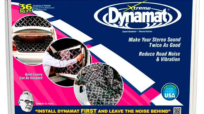Dynamat Xtreme Bulk Pack 36 SQ.FT
