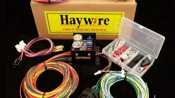 Haywire wiring harness kit
