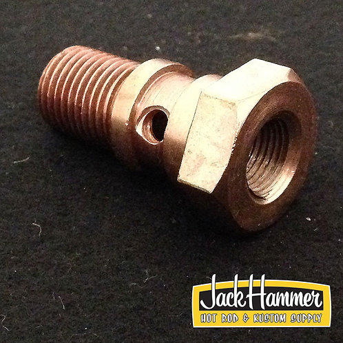 1939-48 Master Cylinder Fitting Bolt