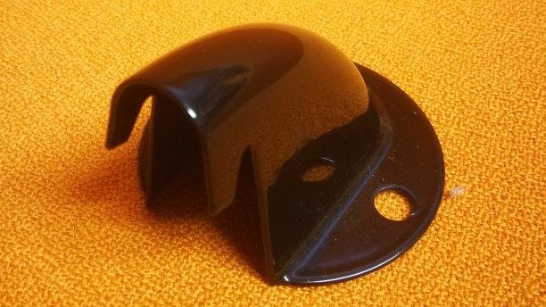 28-36 Ford TailLight Shroud (Black)