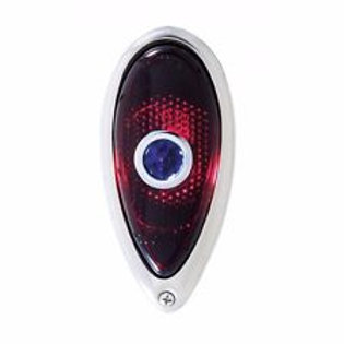 39 FORD TEARDROP LAMP WITH BLUE DOT